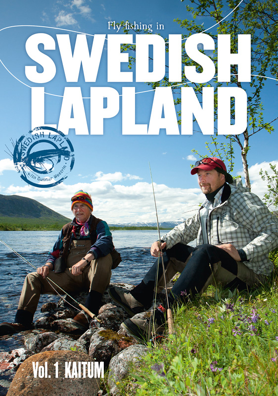 Swedish lapland 1 kaitum fly fishing films dvd for Fly fishing films
