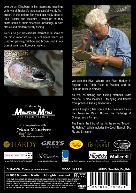 Wet fly fly fishing films dvd streaming nice for Fly fishing films